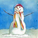 Tot Time: Snow